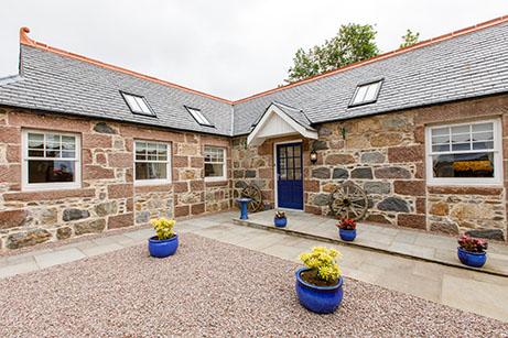 Accomodation Rental   Scottish Self Catering Rentals   Proctors Cottage